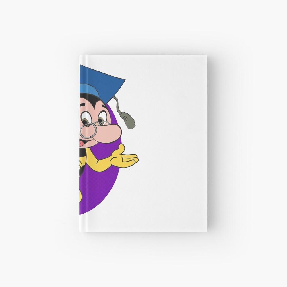 Professor BEEtoven Hardcover Journal