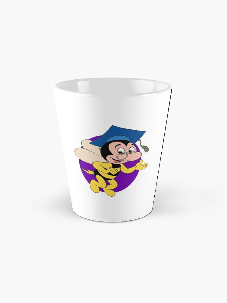 Alternate view of Professor BEEtoven Mug