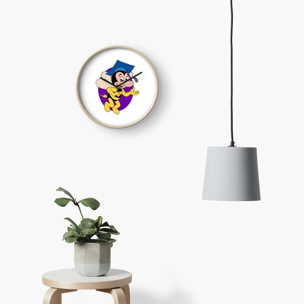 Professor BEEtoven Clock