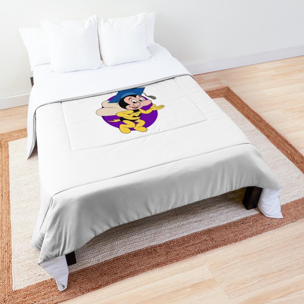 Professor BEEtoven Comforter
