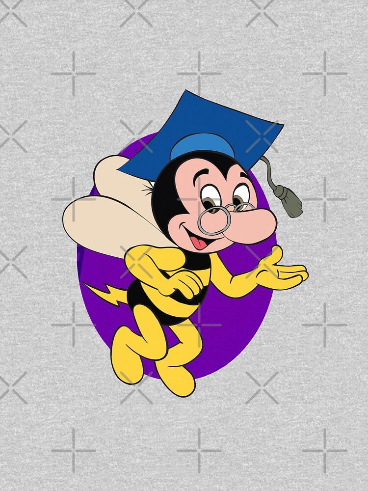 Professor BEEtoven by CartoonGems