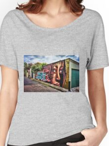 Streets of Newtown Women's Relaxed Fit T-Shirt