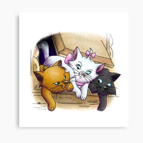 Baby Kitties Canvas Print