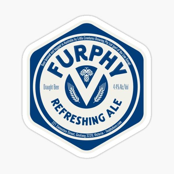 Furphy logo Sticker