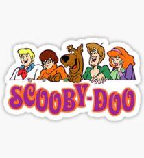 Scooby-Doo Sticker