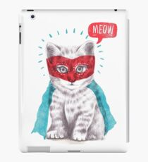 At Your Service iPad Case/Skin