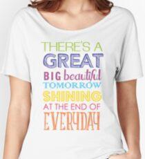 Carousel Of Progress Women's Relaxed Fit T-Shirt