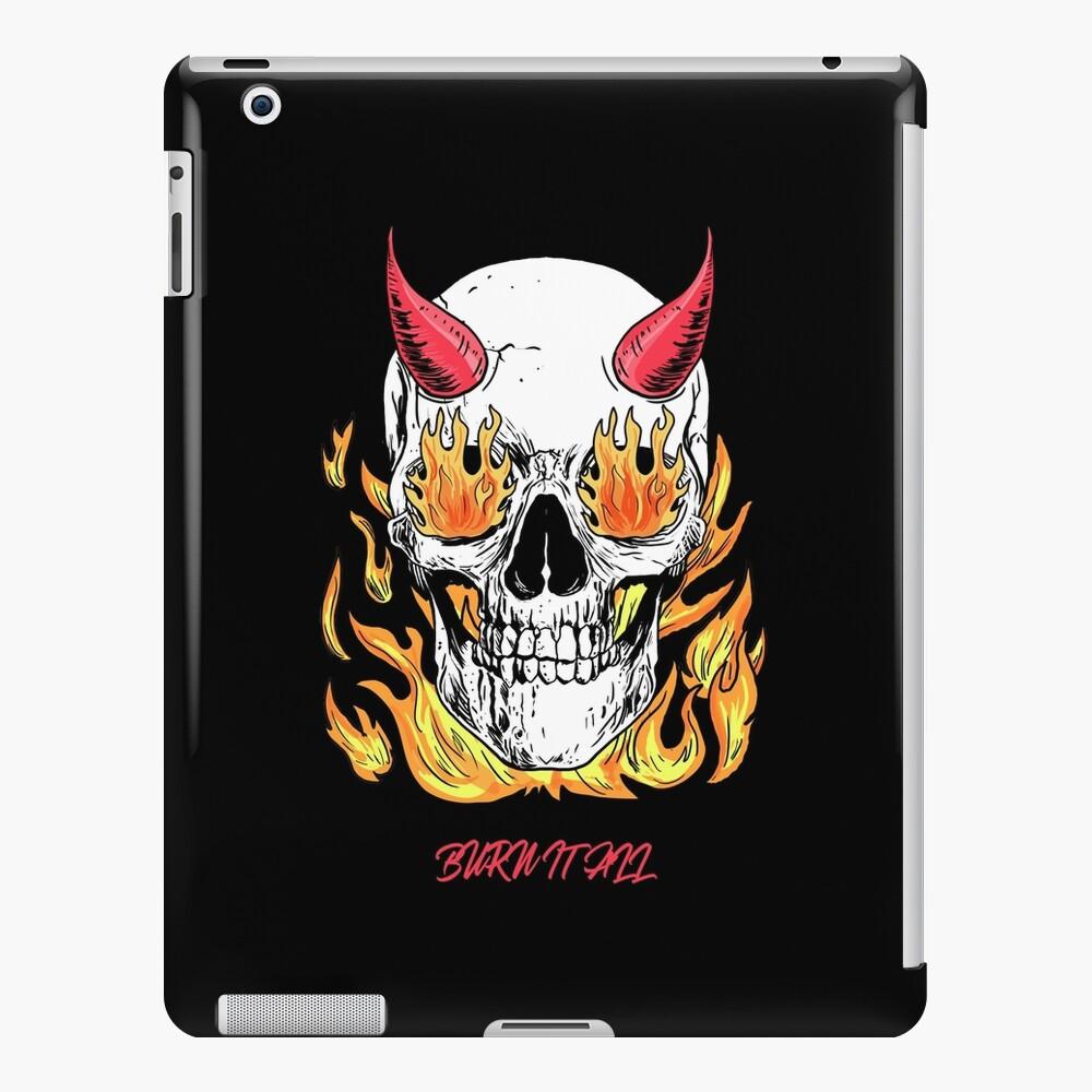 Burn It All! iPad Case & Skin