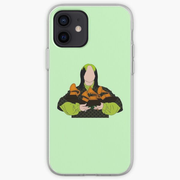 billie eilish  iPhone Soft Case