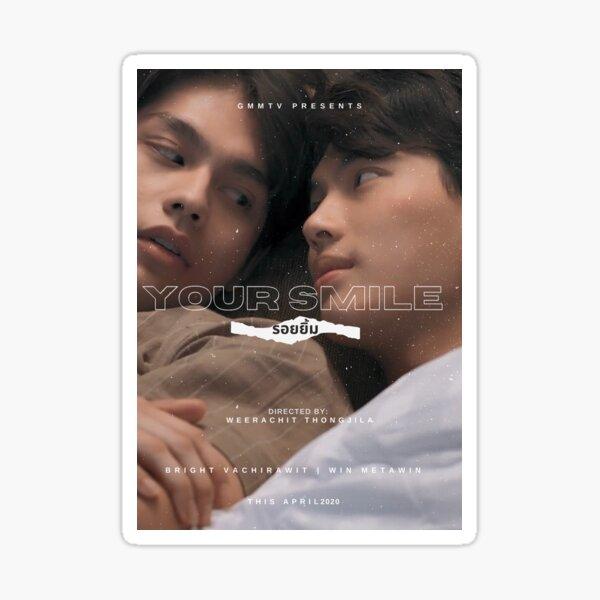 2gether Poster (votre sourire) Sticker