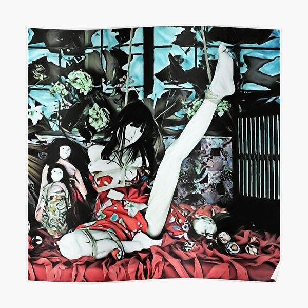 Geisha Shibari Poster