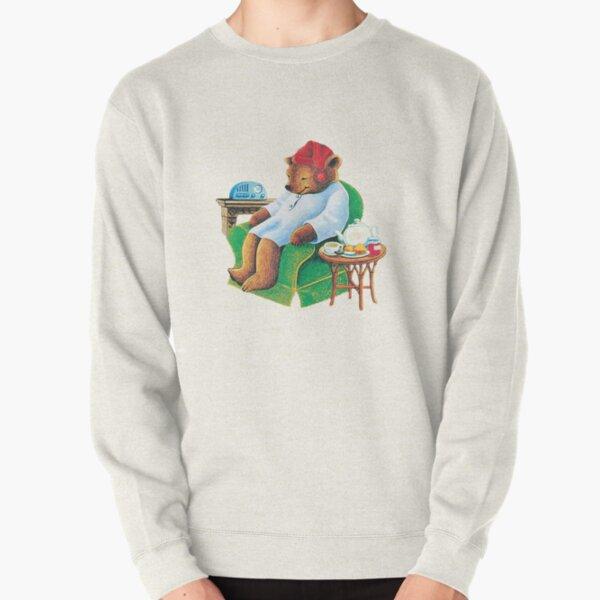 celestial seasoning sleepytime tea bear Pullover Sweatshirt