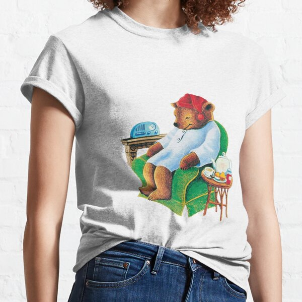 celestial seasoning sleepytime tea bear Classic T-Shirt