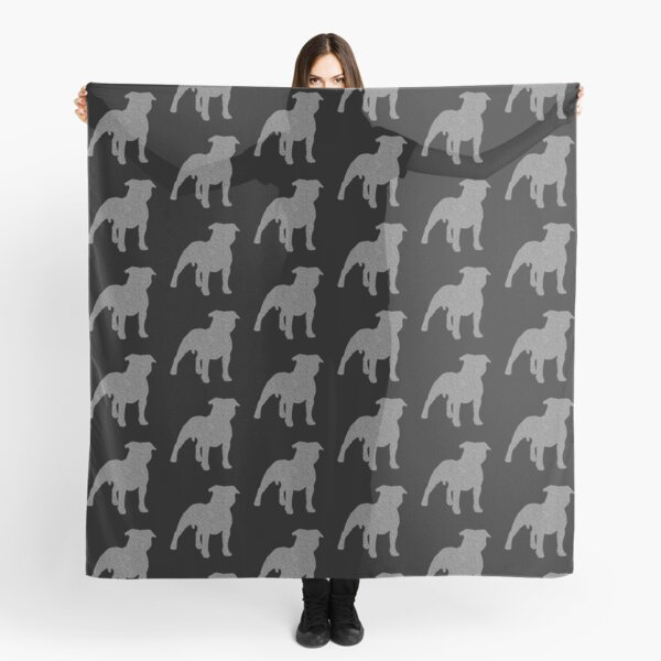 Staffordshire Bull Terrier 2 Scarf