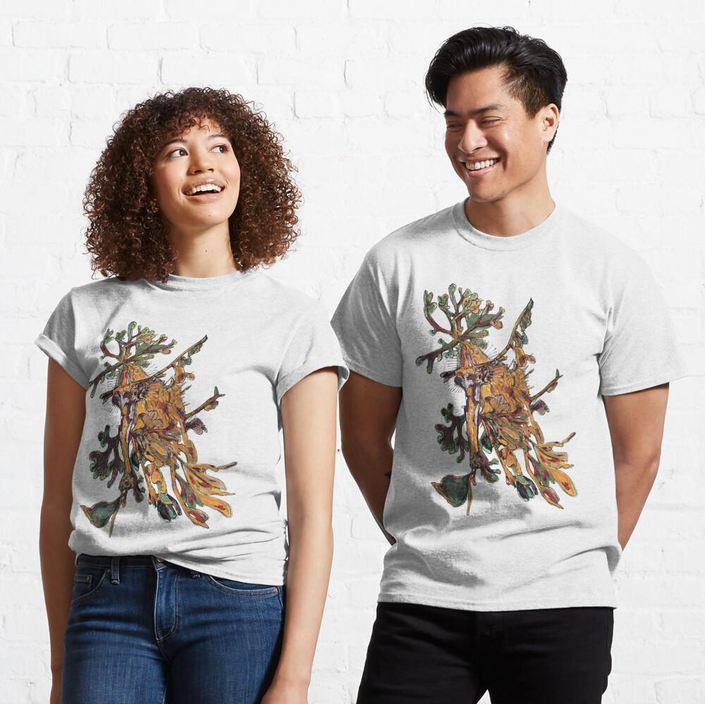 Carlee the Leafy Sea Dragon Classic T-Shirt