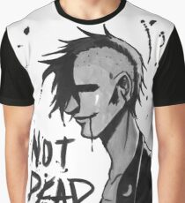 Punk Not Dead Graphic T-Shirt