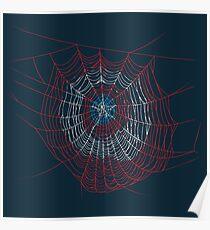 Spider America Poster
