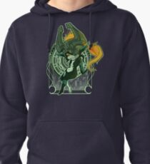 Midna's Mirror Pullover Hoodie