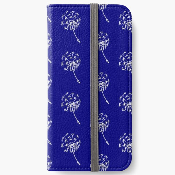Dandelion seed iPhone Wallet