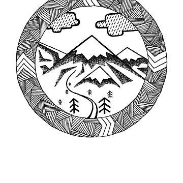 MOUNTAINS by sashabecker