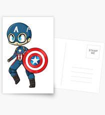 001. Steve Postcards