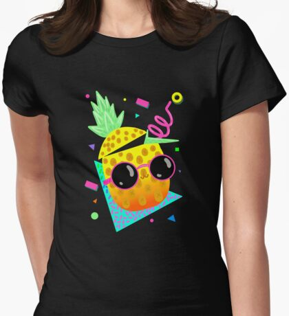 80s Pina Coolada Graphic T-shirt for Ladies. S to 2XL