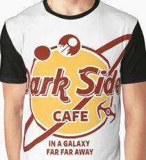 Dark Side Cafe Graphic T-Shirt