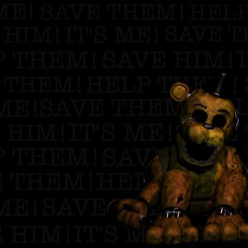 Golden freddy by Goddard2Ant