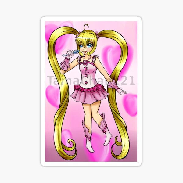 Mermaid Melody/Pichi Pichi Pitch- Luchia Nanami Sticker