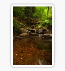 Forest river Sticker