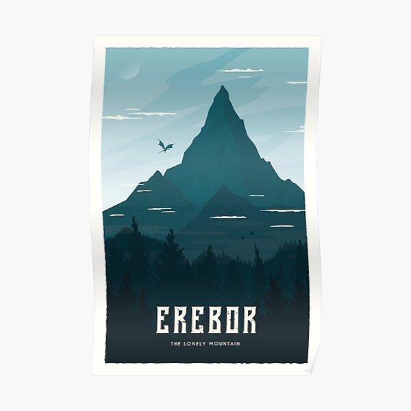 Erebor Poster Poster