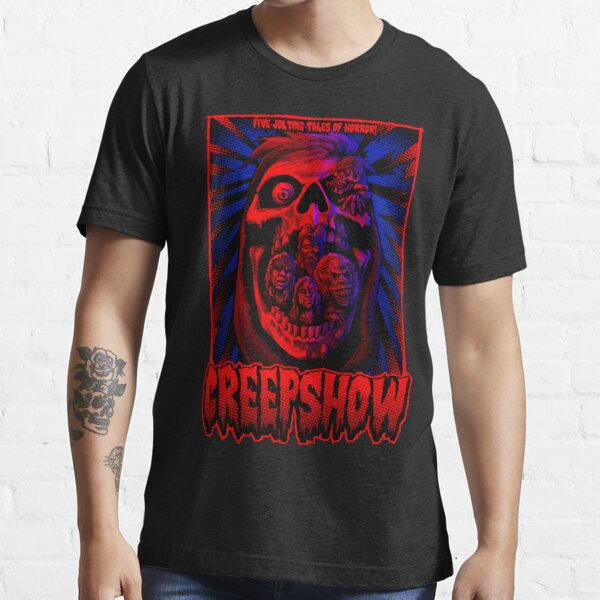 Five Jolting Tales of Horror! Essential T-Shirt