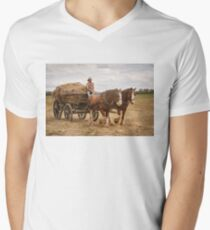 Carting Hay T-Shirt