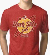 Dark Side Cafe Tri-blend T-Shirt