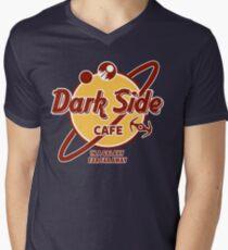 Dark Side Cafe Mens V-Neck T-Shirt