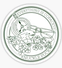 Knuckle Puck - Copacetic Sticker Sticker
