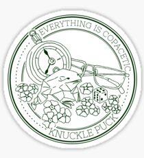 Knuckle Puck - Copacetic Aufkleber Sticker