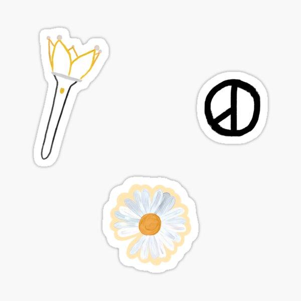 BIGBANG + GDRAGON Doodle Set Sticker