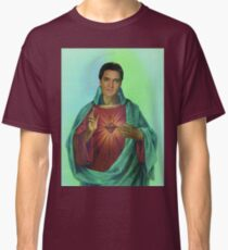 Sacred heart of Elvis Classic T-Shirt