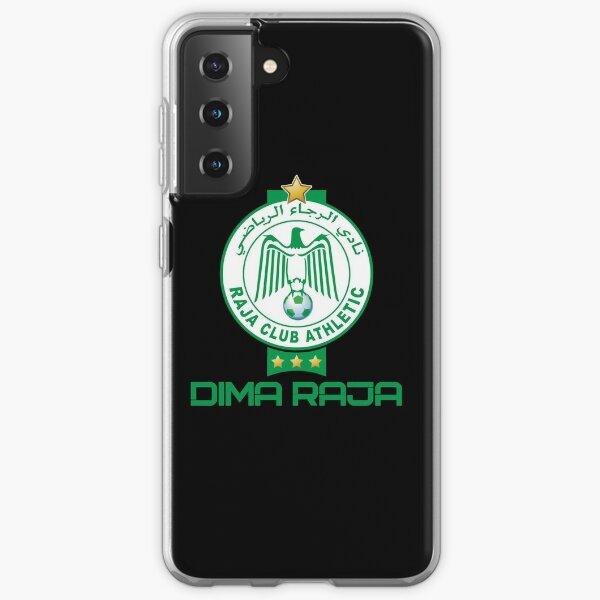 Raja Club Athletic Casablanca morocco Samsung Galaxy Soft Case