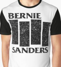 Bernie Flag  Graphic T-Shirt