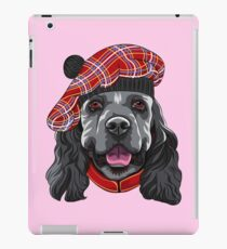 dog American Cocker Spaniel iPad Case/Skin