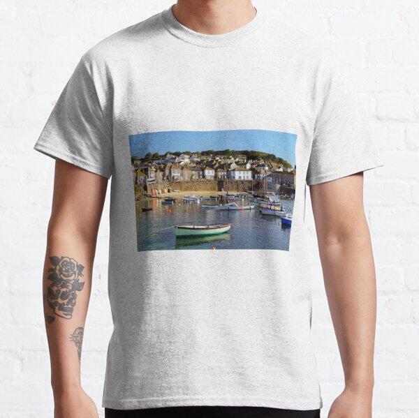 SLEEPY MOUSEHOLE MORNING, CORNWALL Classic T-Shirt