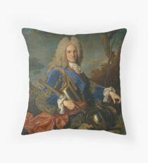 King Philip V of Spain Throw Pillow