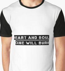Joy Division Post Punk Music Punk Rock Ian Curtis Lyrics  Graphic T-Shirt