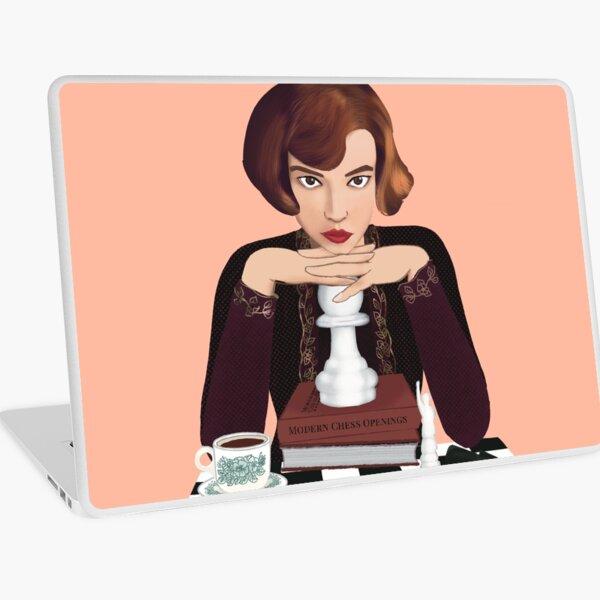 The Queen's Gambit Laptop Skin
