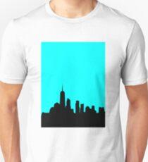 Skyline Blue Unisex T-Shirt