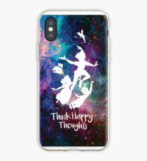 Denk an etwas schönes iPhone-Hülle & Cover