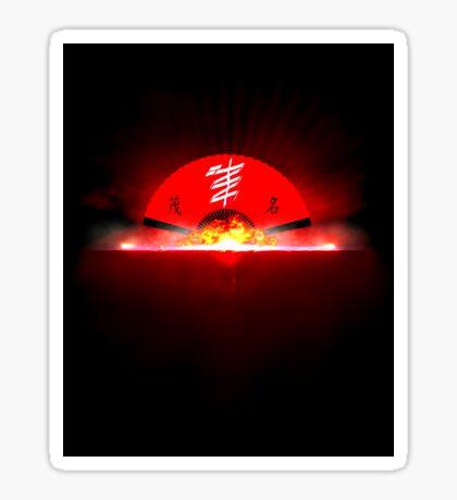 MaoMing-Fantasy Logo Sticker