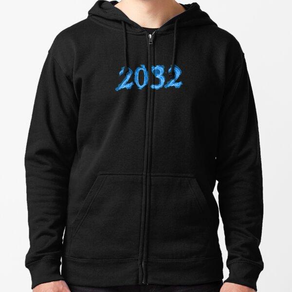 BAD BUNNY - BOOKER T 2032 Zipped Hoodie
